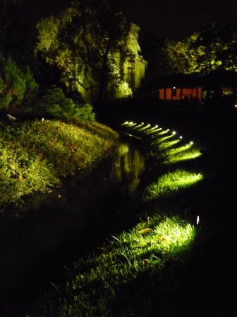 Japanese Pavillion Lights