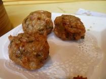 Fried Fish Dumplings