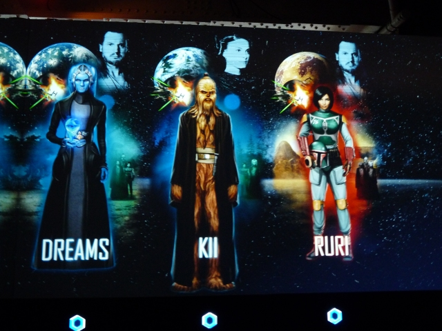 Creating a unique Star Wars identity and sending it off into virtual space with two awesome friends