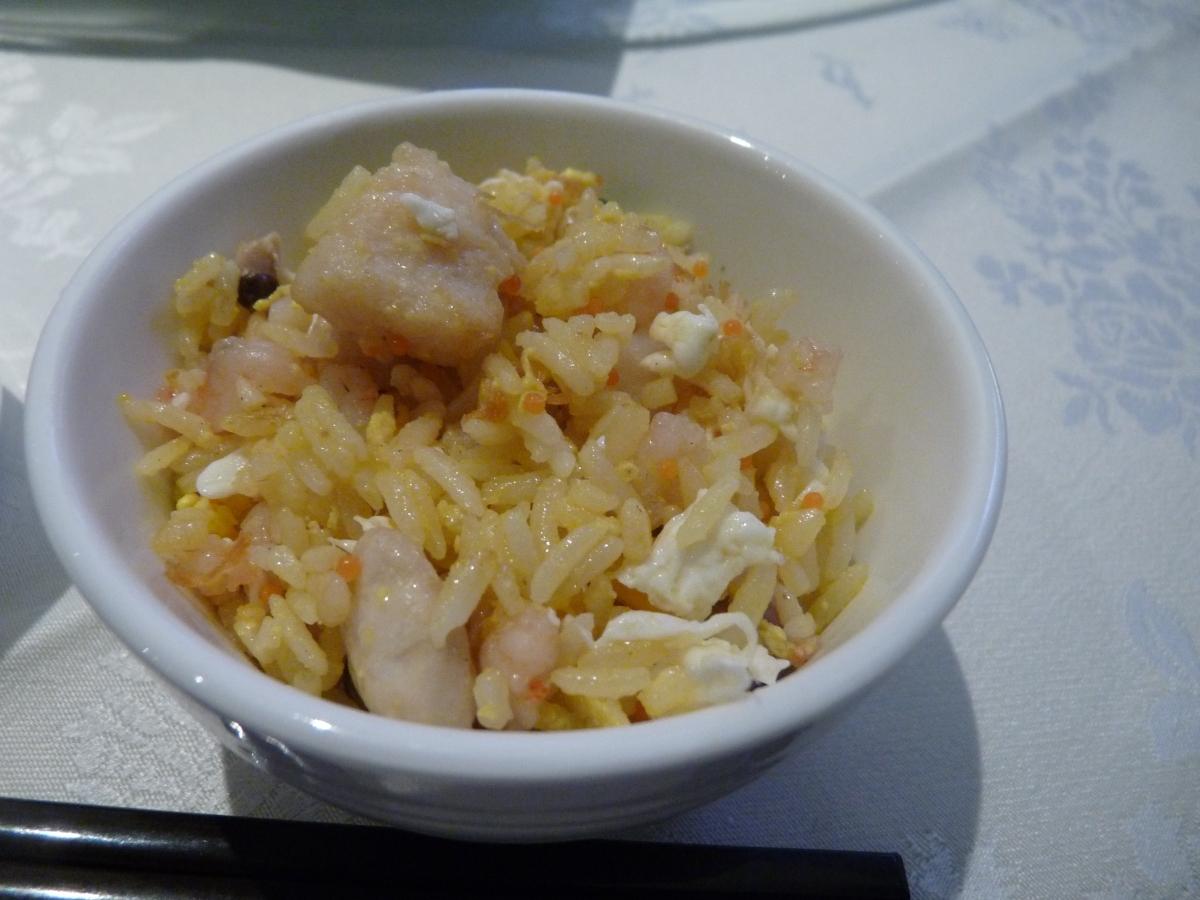 Homemade Fried Rice