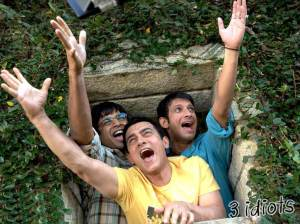 3 idiots sing