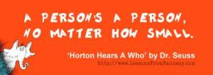 horton quote