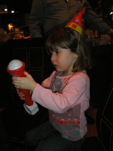 Birthday party hat! Remember those?