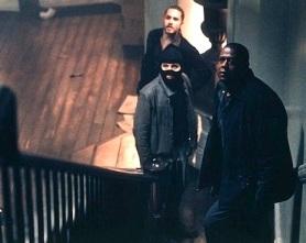 panic room burglars