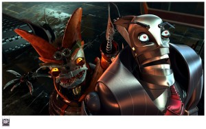 robots villains