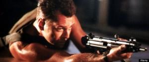 DIE HARD -1988 BRUCE WILLIS