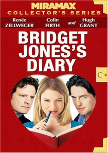 bridget jones`s diary poster 1