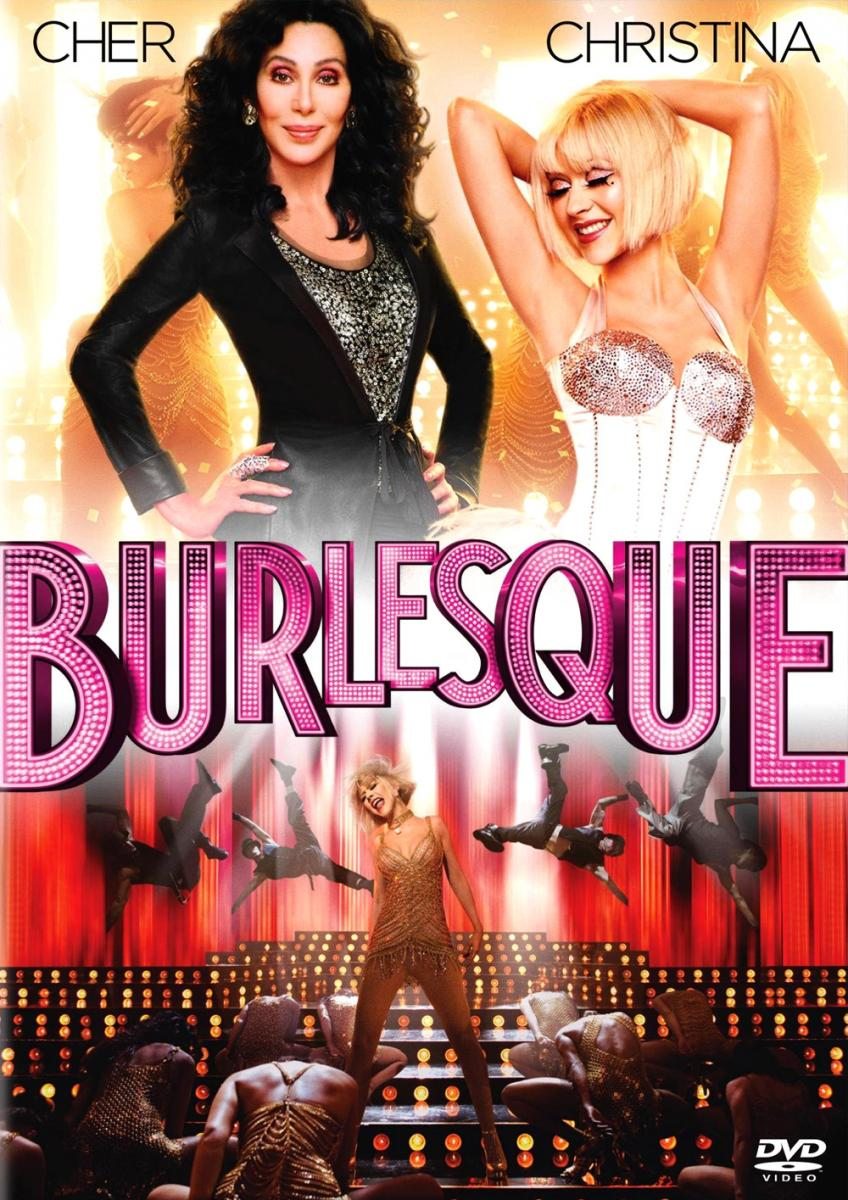 Published May 28, 2013 at 848 × 1200 in Burlesque (2010)