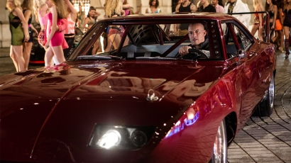 fast and furious 6 dom