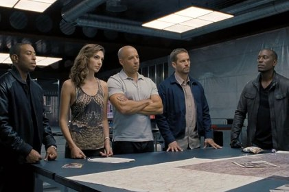 fast and furious 6 group