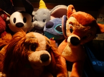 Vintage Mickey, Dumbo, Stitch, Bambi, Lady