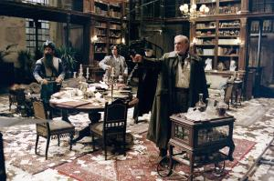 the league of extraordinary gentlemen allan and co