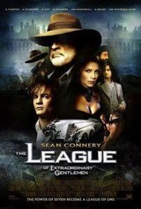 the league of extraordinary gentlemen poster