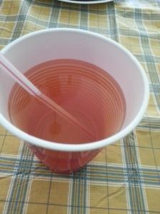 White Grape & Peach Juice + Sierra Mist + Vodka