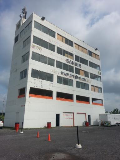 Sanair building!