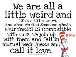 dr seuss weird