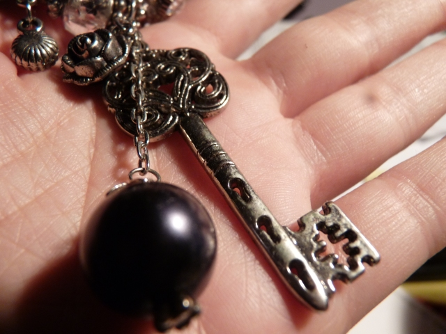 My own Charms necklace!