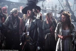 pirates barbossa