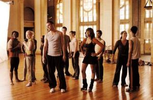 step up dancing group