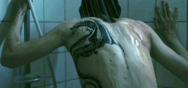 the girl with the dragon tattoo tattoo mara