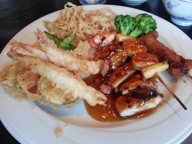 Deluxe Chef Sushi Yasu