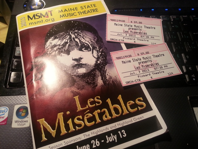 Les Miserables MSMT