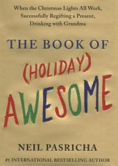 book of holiday awesome cover