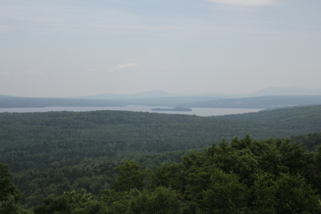 Maine Height of Land