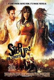 step up 2 poster