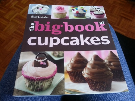 Betty Crocker's The Big Book of Cupcakes!