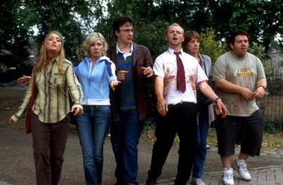 shaun of the dead group