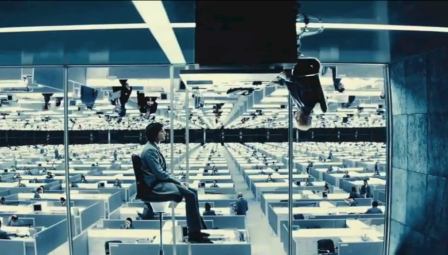 upside down office level 0