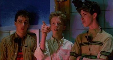 sixteen candles ted and group