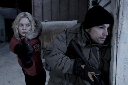 30 Days of Night movie image Josh Hartnett and Melissa George