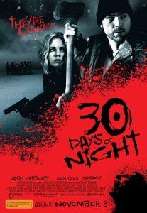 30 days of night poster
