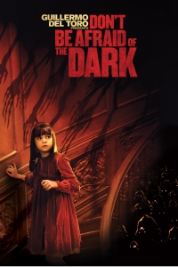 don`t be afraid of the dark poster
