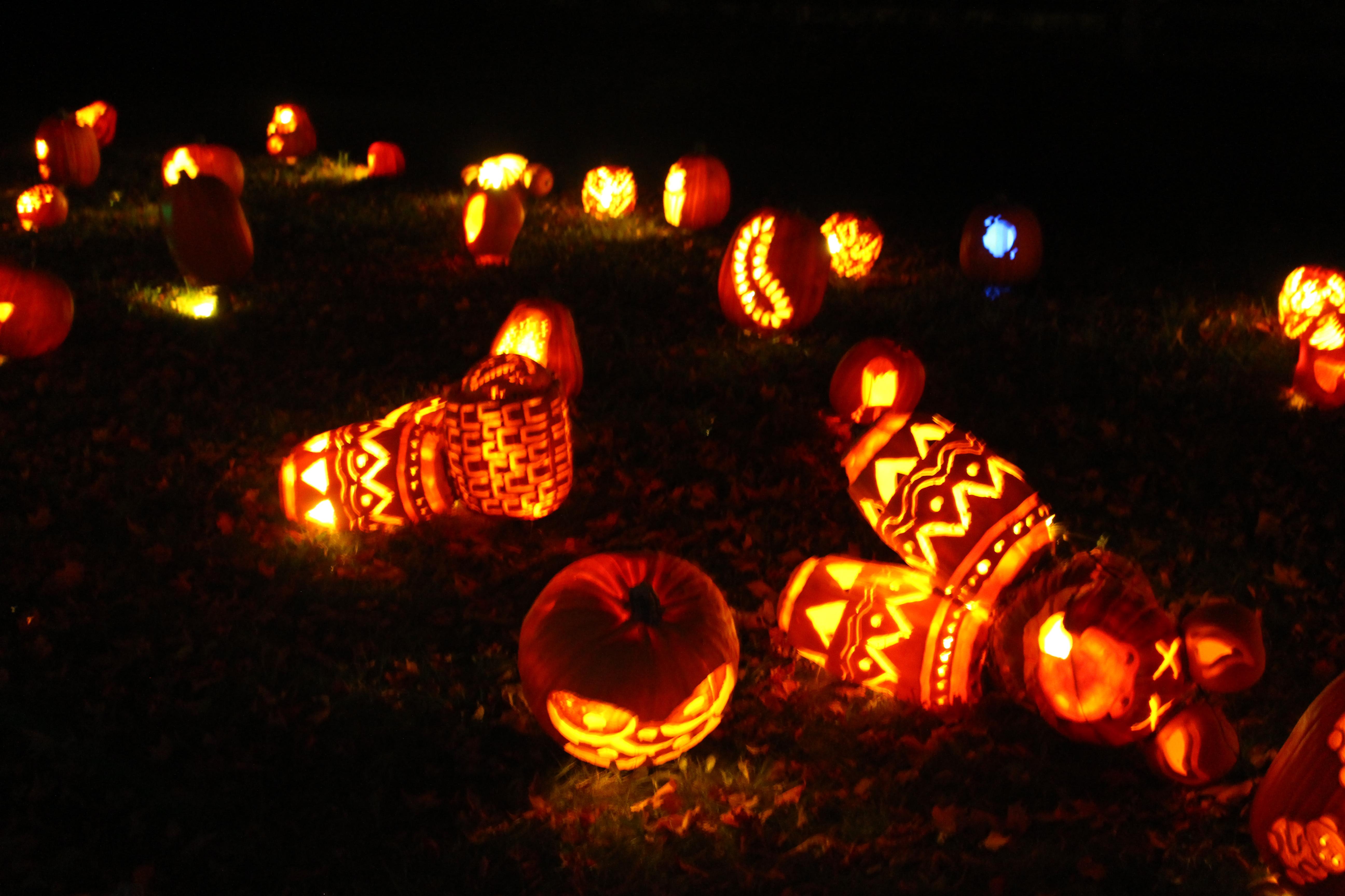 Halloween Pumpkin Inferno At Upper Canada Village