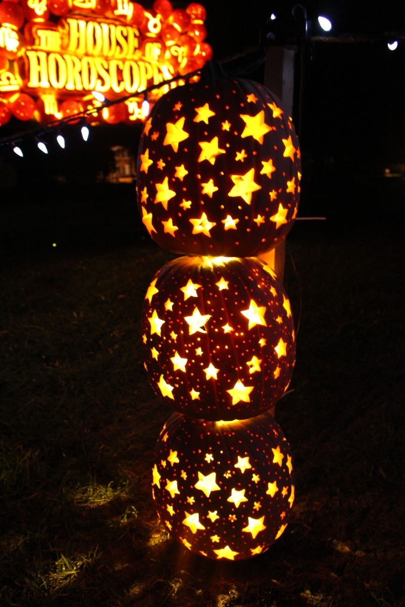 Pumpkin Inferno 2013