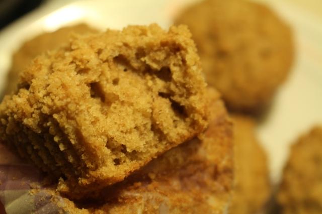 Mini Crumb Cake