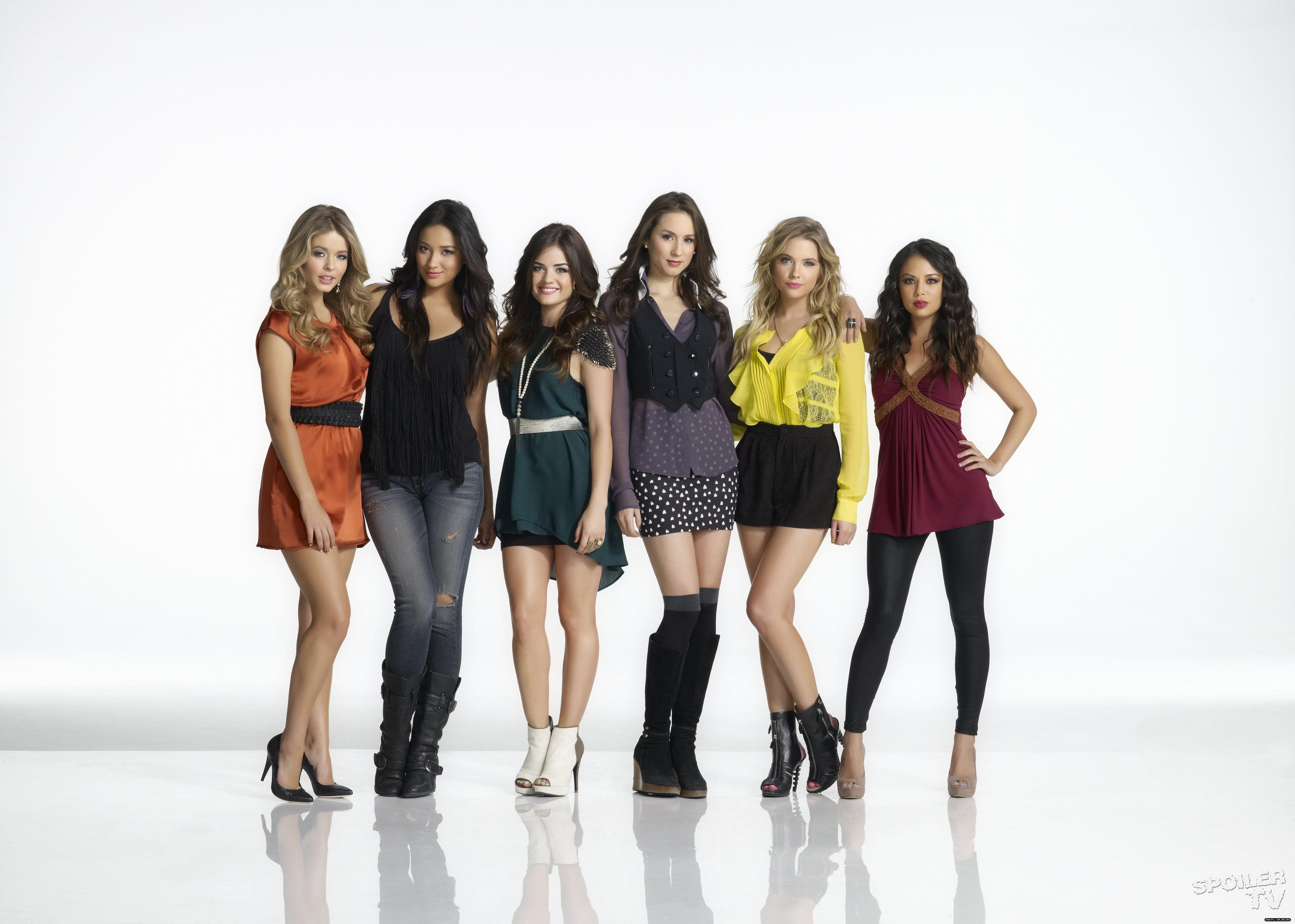 Pretty Little Liars Girls Tranquil Dreams
