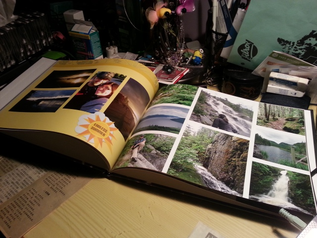 Random inside pages