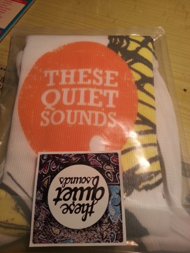 These Quiet Sounds Tank Top