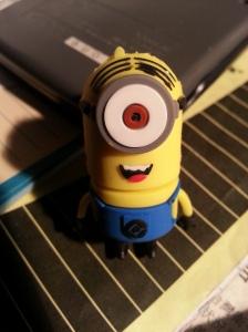 Minion USB key!