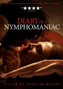 diary of a nymphomaniac poster