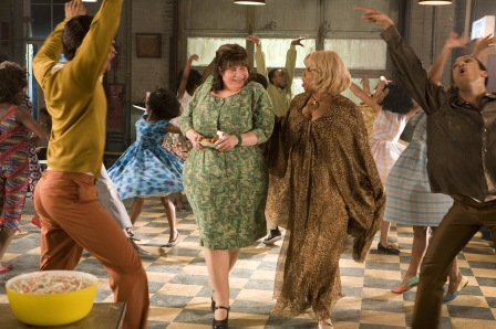 SCENE FROM MOVIE 'HAIRSPRAY'