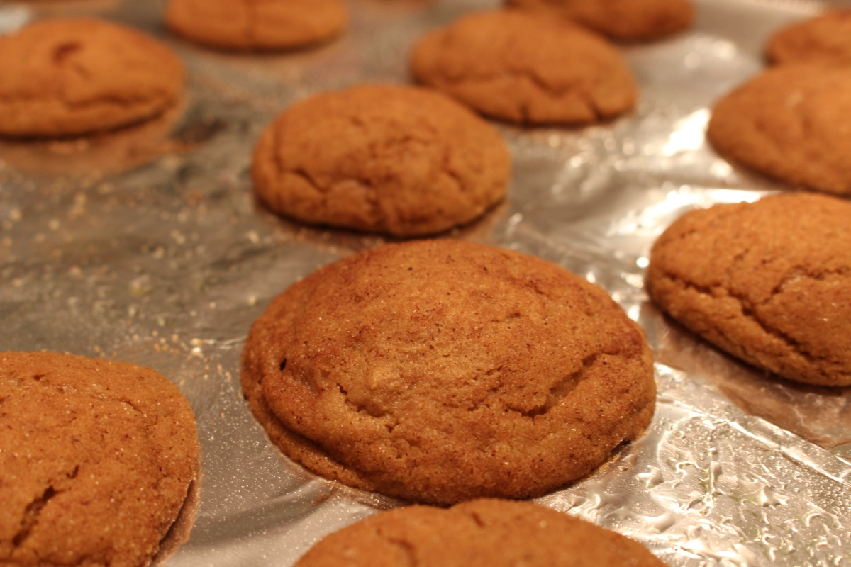 Peanut-BETTER Gingersnaps