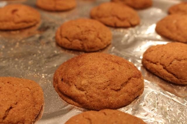Peanut-BETTER Gingersnaps