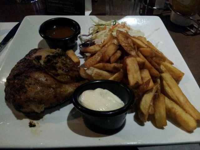 Dinner at Casey's Restaurant & Bar