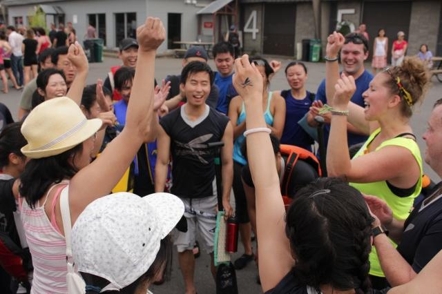 Montreal Challenge Dragonboat