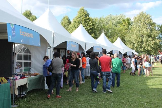 Brossard Cultural Festival this summer, 2013